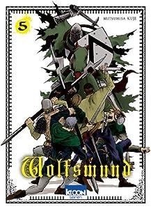 Wolfsmund Edition simple Tome 5