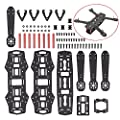 Mopei 250 Full Carbon Fiber Quadcopter Frame Kit for QAV250 Quadcopter FPV Mini Racing Drone by MoPei