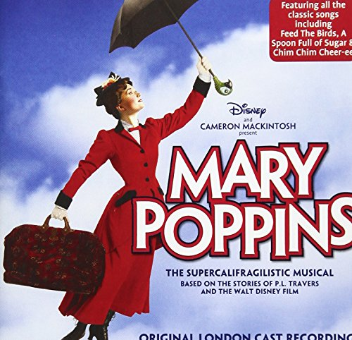 Mary Poppins (Poppins Cast Mary London)