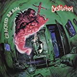 Destruction: Cracked Brain (Blue) [Vinyl LP] (Vinyl)
