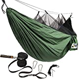 Best Camping Hammocks - Adventure Gear Outfitter Camping Hammock with Mosquito Net Review