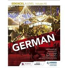 Edexcel A level German (includes AS) (Edexcel a/As German)