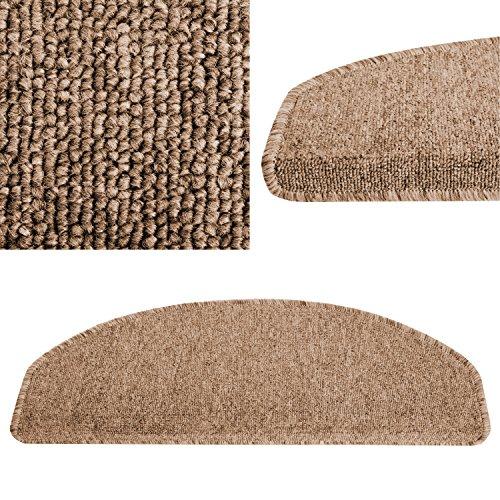 casa-pura-carpet-stair-tread-mats-london-beige-brown-15-piece-set-25-x-65-cm-multiple-colours