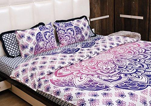 couvre lit en fil d 39 indienne. Black Bedroom Furniture Sets. Home Design Ideas