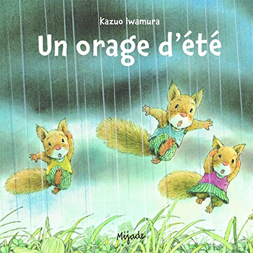 Un orage d'été par K. Iwamura