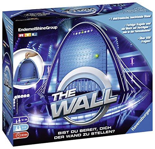 Ravensburger Spiele 26786 - The Wall, Quizspiel, das Spiel zur TV Show (Tv-spiele)