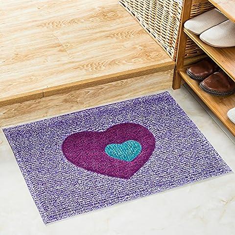 Pad de caja de cable/ felpudos de agua/Estera de baño cocina/ la puerta del vestíbulo baño alfombras-A