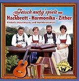 Frisch Aufg'Spielt mit Hackbrett-Harmonika-Zither