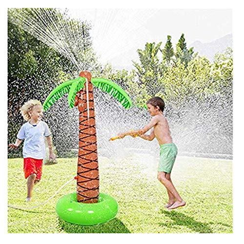 TianranRT★ Jardín de Juegos de Agua,Juego de Rociadores de Agua Con