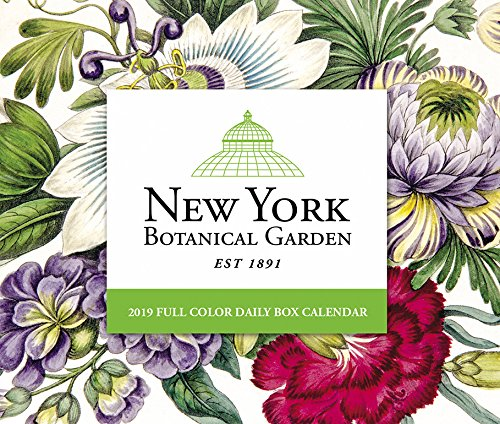 New York Botanical Garden 2019 Box Calendar
