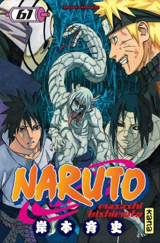 Naruto Vol.61 par KISHIMOTO Masashi