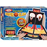 Electronic Super Slam Basketball Game Ideal Toys Game NEW by Poof Slinky