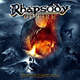 Rhapsody of Fire: Frozen Tears of Angels,the (Audio CD)