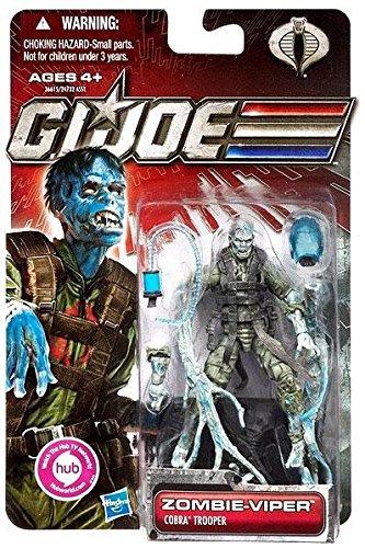 G.I. Joe 30th Anniversary Zombie-Viper Cobra Trooper