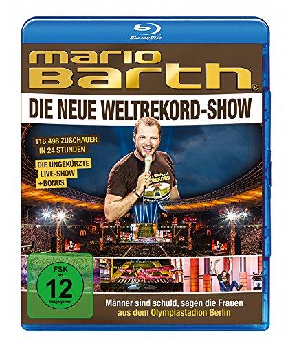 Bild von Mario Barth - Weltrekord-Show: Männer sind schuld, sagen die Frauen [Blu-ray]