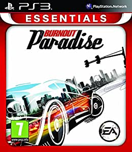 Burnout Paradise - collection essentials