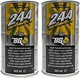 2 x BG244 Diesel Fuel System Cleaner (Twin Pack) - Free Delivery