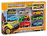 Matchbox X7111 Fahrzeug Set, Mehrfarbig