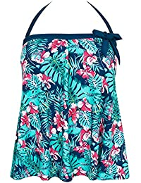 Yours Clothing - Tankini - Floral - para mujer