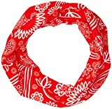 HAD Head Accessoires Original, Paisley 02 Red Bf, One size, HA110-0257