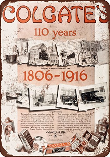 1916-colgate-110-anniversario-look-vintage-reproduction-metal-tin-sign-203-x-305-cm