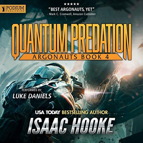 Quantum Predation: Argonauts, Book 4