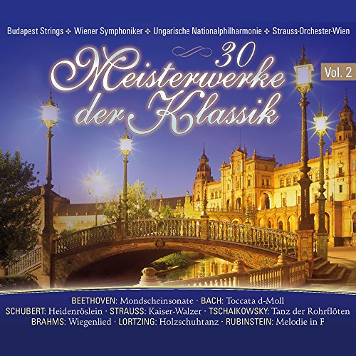 30 Meisterwerke der Klassik, Vol. 2