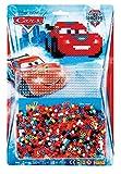 Hama 7988 - Original Bügelperlen - Set Disney Cars, ca. 1100 Perlen, 1 Stiftplatte und Bügelpapier