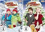 Casper und Emma - Winterferien & Weihnachten im Set - Deutsche Originalware [2 DVDs]