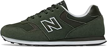 New Balance 393 Sneaker Verde da uomo ML393LR1