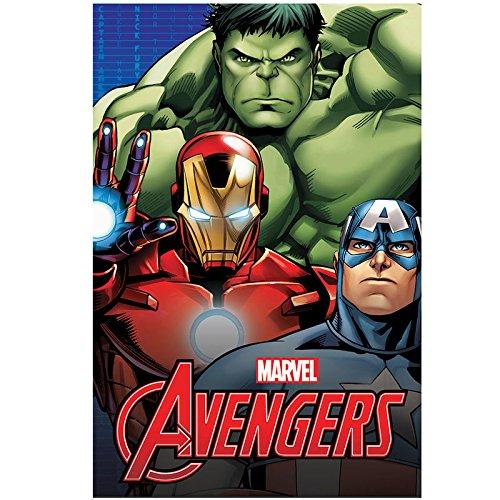 Plaid Polaire Avengers