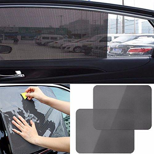 interestingr-2pc-coche-parte-trasera-ventana-bloqueador-estatica-cortina-tapa-visor-protector-pantal