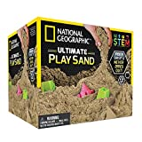 Best National Geographic Of National Geographics - NATIONAL GEOGRAPHIC Play Sand - 2700 Grams of Review