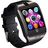 Tipmant Smartklocka för män SN06 smarta klockor med SIM-kortplats kamera pekskärm musik spela stegräknare fitnessmätare smart