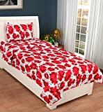 BSB Trendz Single Poly Cotton Floral Bed...