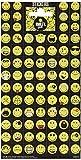 Speelgoed 1100574 - Papeterie und Sticker Stickers Smiley 2 Twinkle, Mehrfarbig