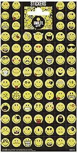 speel Goed 1100574-Papeterie y Pegatinas Stickers Smiley 2Twinkle, Multicolor