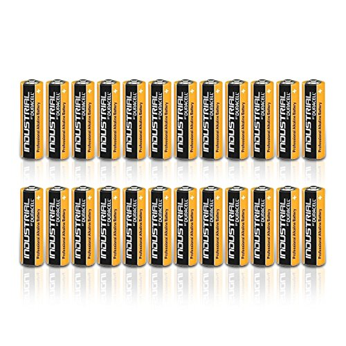 DURACELL INDUSTRIAL Pack de 24 piles alcalines AAA LR03