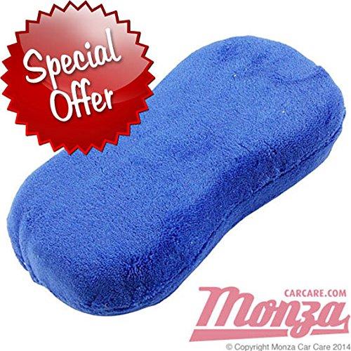 buy-1-get-1-free-offer-monza-microfibre-car-motorbike-wash-sponge-pad