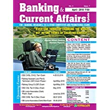 Banking and Current Affairs Update April 2018 English