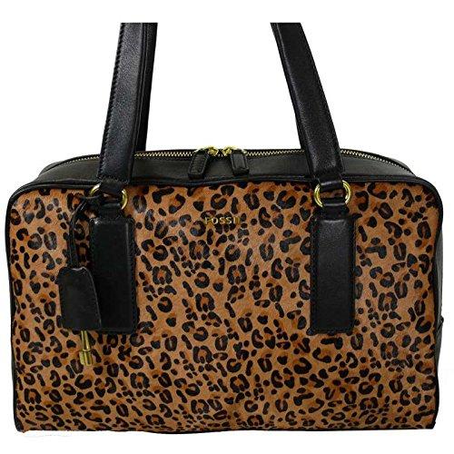 Fossil - Tasche ZB5429989, Memoir Satchel Cheetah -