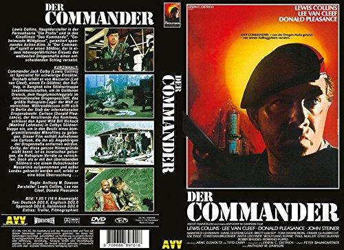Der Commander (Große Hartbox B)