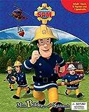 Feuerwehrmann Sam. Spiel- u. Beschäftigungsbuch: Inhalt: 1 Buch, 12 Figuren, 1...