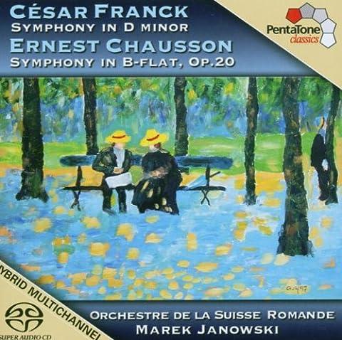 Cesar Franck Symphonie - César Franck: Symphony in D minor; Ernest