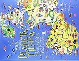 Atlas para niños Planeta Tierra. Mapas y videos para descubrir ....
