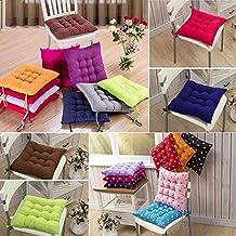 Amazon.es: cojines para sillas comedor