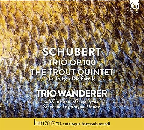 Schubert / Piano Trio. the Trout Quintet