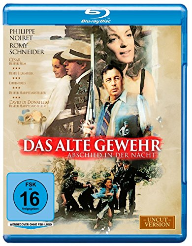 Bild von Das alte Gewehr (Abschied in der Nacht) [Uncut] (Blu-ray)