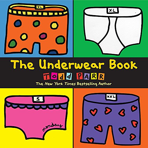The Underwear Book por Todd Parr