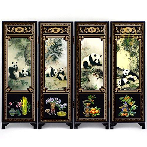 Artisanat en bois ornements décoratifs cadeaux style Chinois
